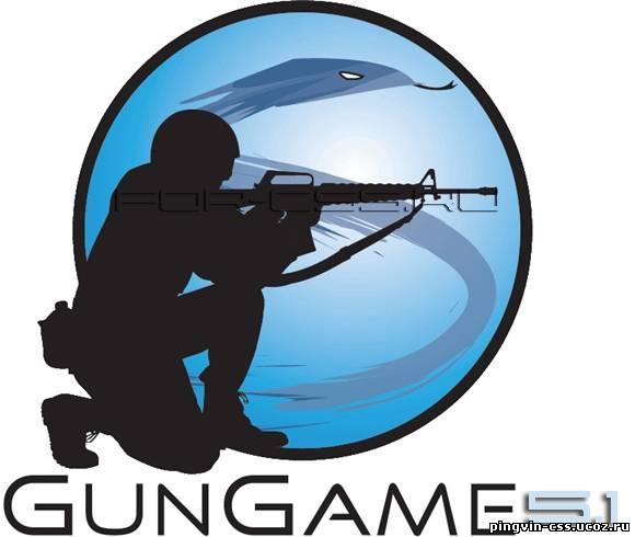 Как создать сервер gungame в css